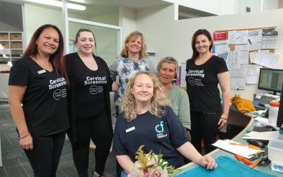 Cervical Screening Clinic a success!
