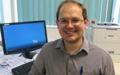 Dr Eldon Pitchford joining MMC