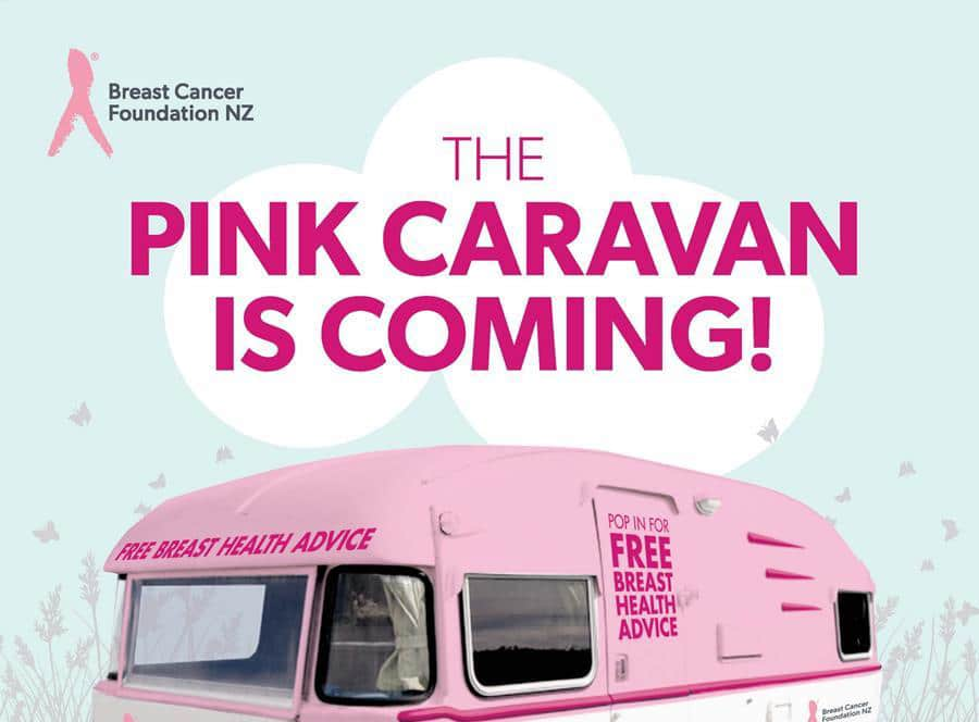 The Pink Caravan is coming!!!